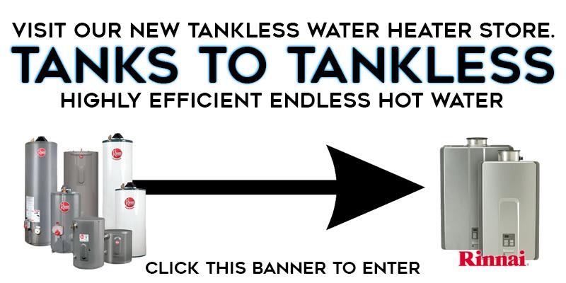 Tanks to Tankless